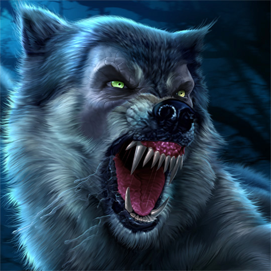 beast wolf wallpaper art - photo #30