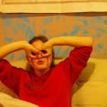 hand goggles