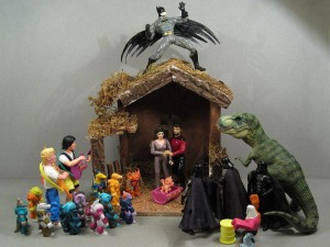 SciFi Nativity