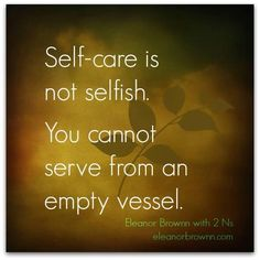 selfcare-is-not-selfish